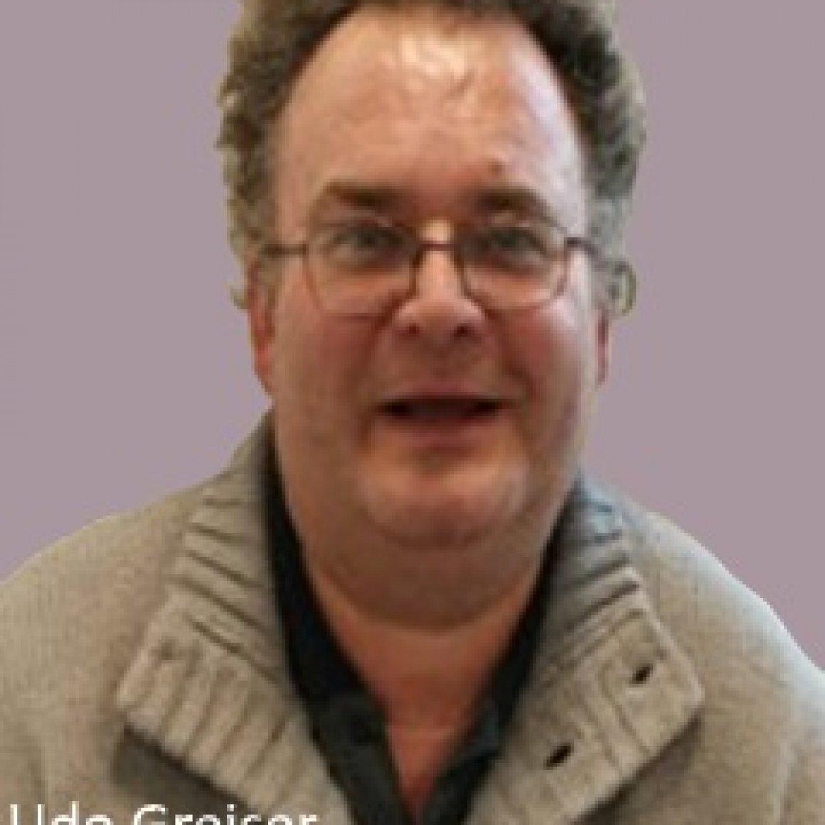 Udo Greiser VORNIA